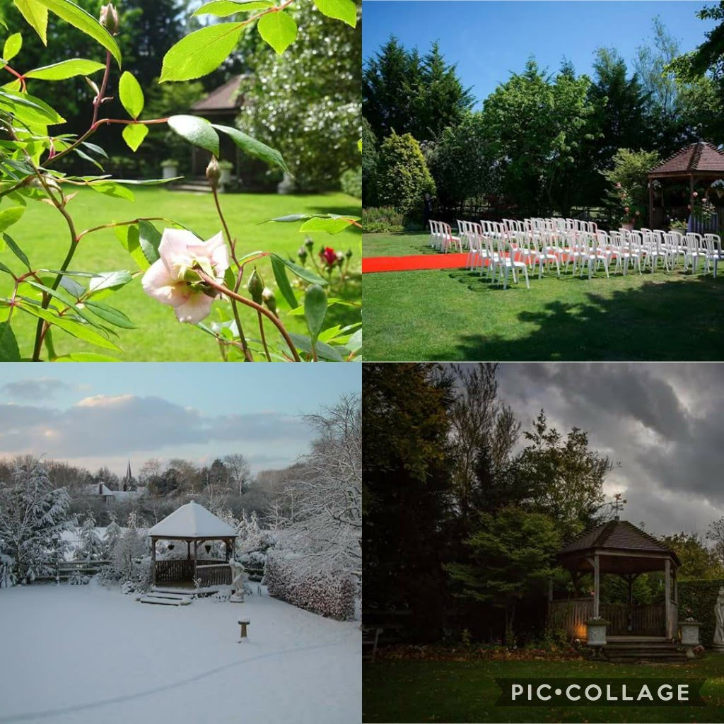The different seasons for weddings