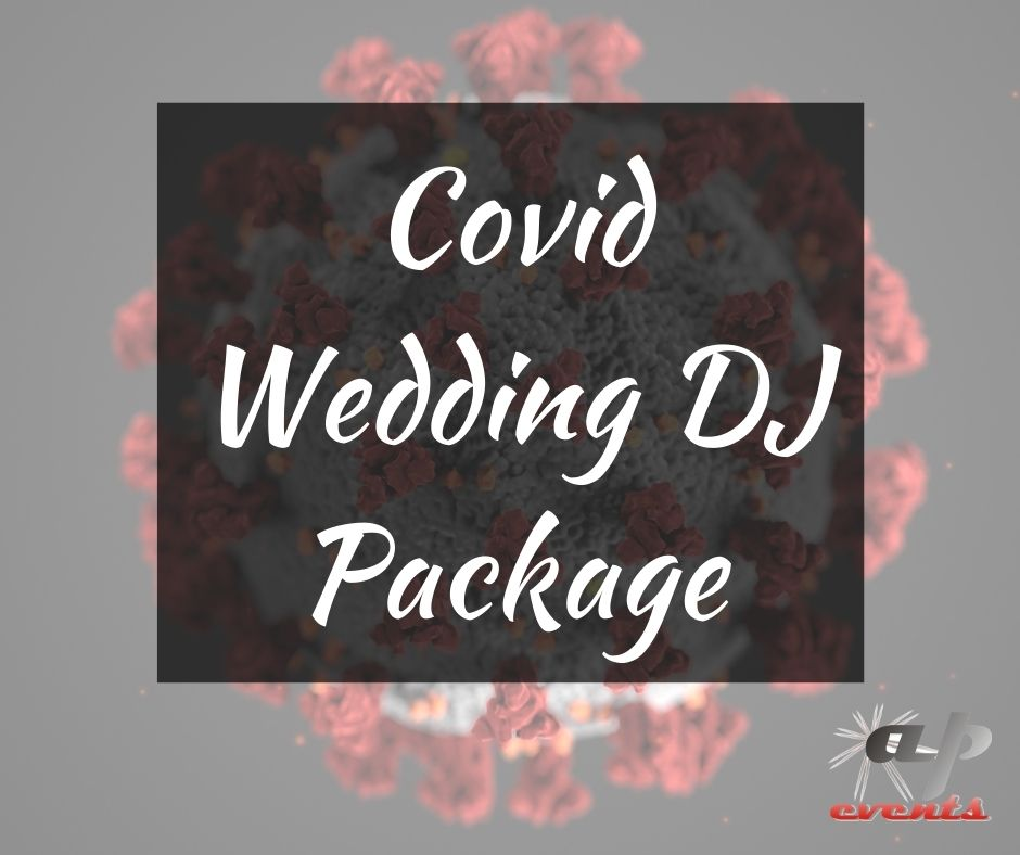 Covid friendly wedding DJ options