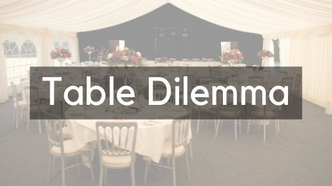 Table dilemma game