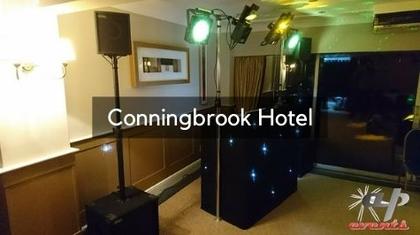 Party DJ at The Conningbrook Hotel