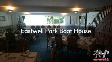 Wedding DJ at Eastwell Park Boat House