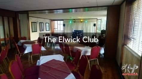 Party DJ at The Elwick Club in Ashford