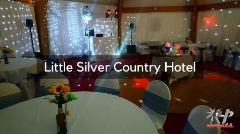 Wedding DJ at the Little Silver Country Hotel