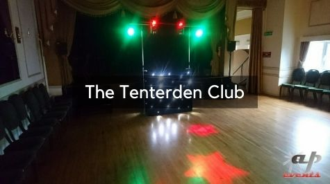 Wedding DJ at The Tenterden Club